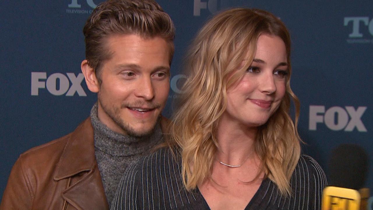 'The Resident' Stars Matt Czuchry and Emily VanCamp ...