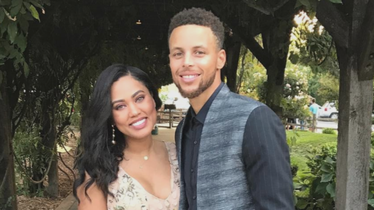 at home with steph and ayesha curry  is the fam headed to