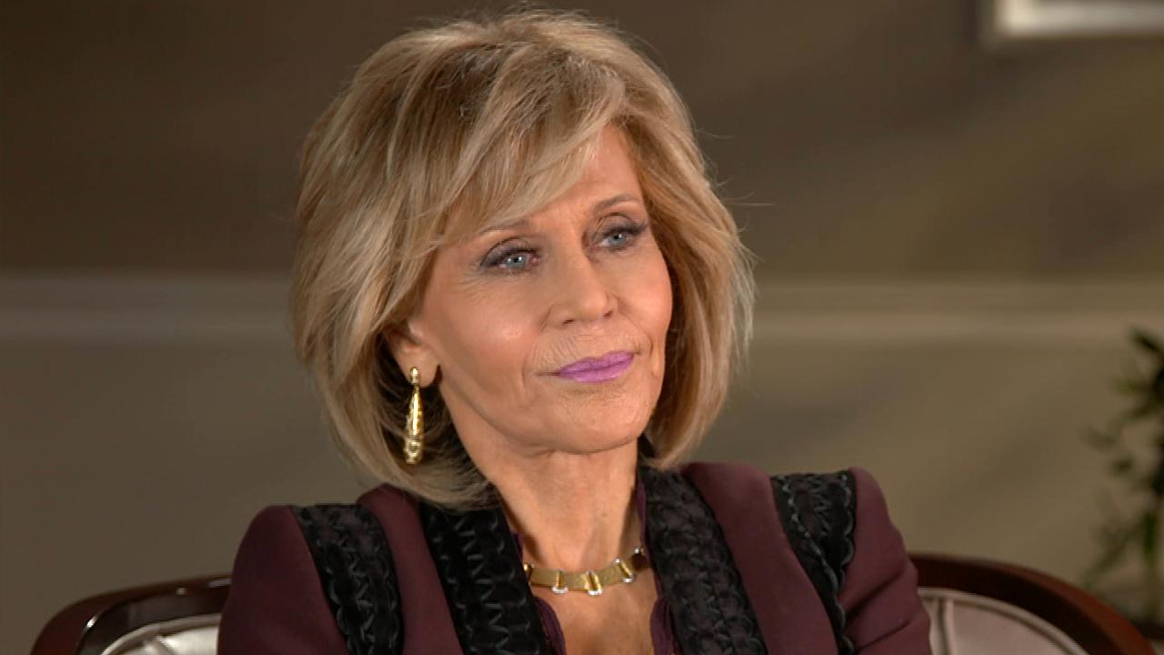 Jane Fonda Celebrates 80th Birthday With Ex Ted Turner