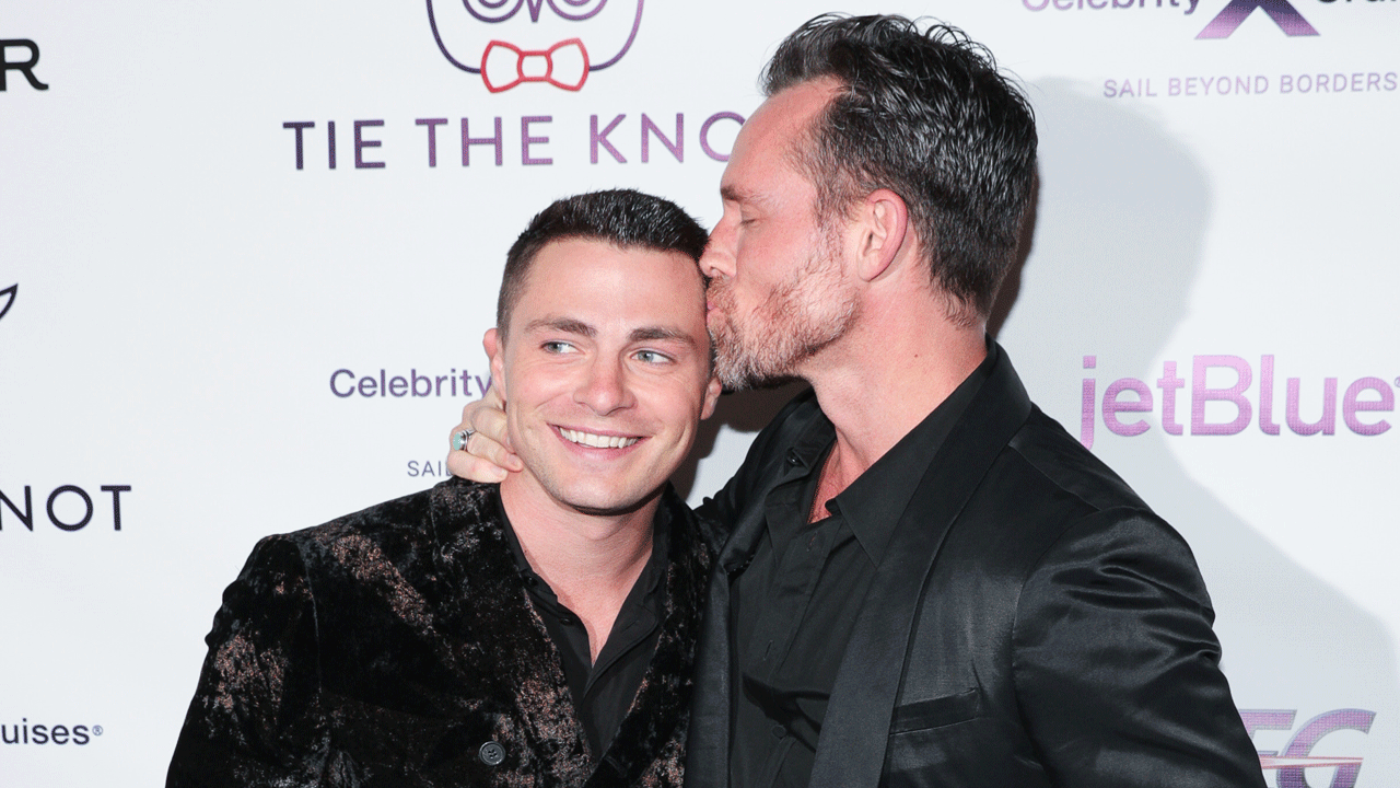 Colton Haynes\' Fiance Had an Unexpected Reaction to His \'American ...