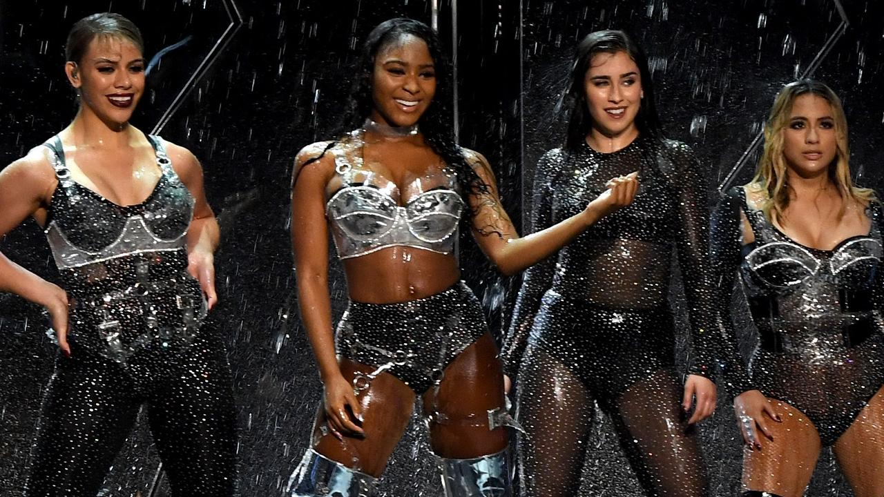 fifth harmony address accusations of throwing shade at