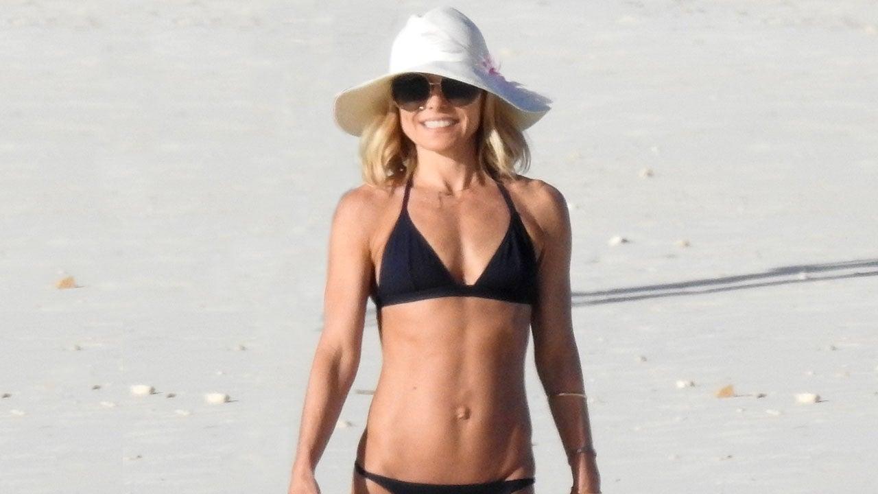 Kelly ripa bikini pics 6