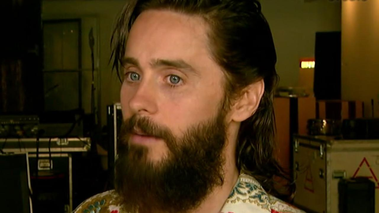 exclusive jared leto talks new thirty seconds to mars