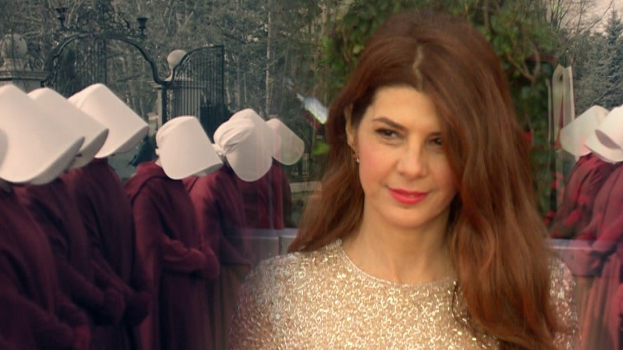 Marisa Tomei on Her In...