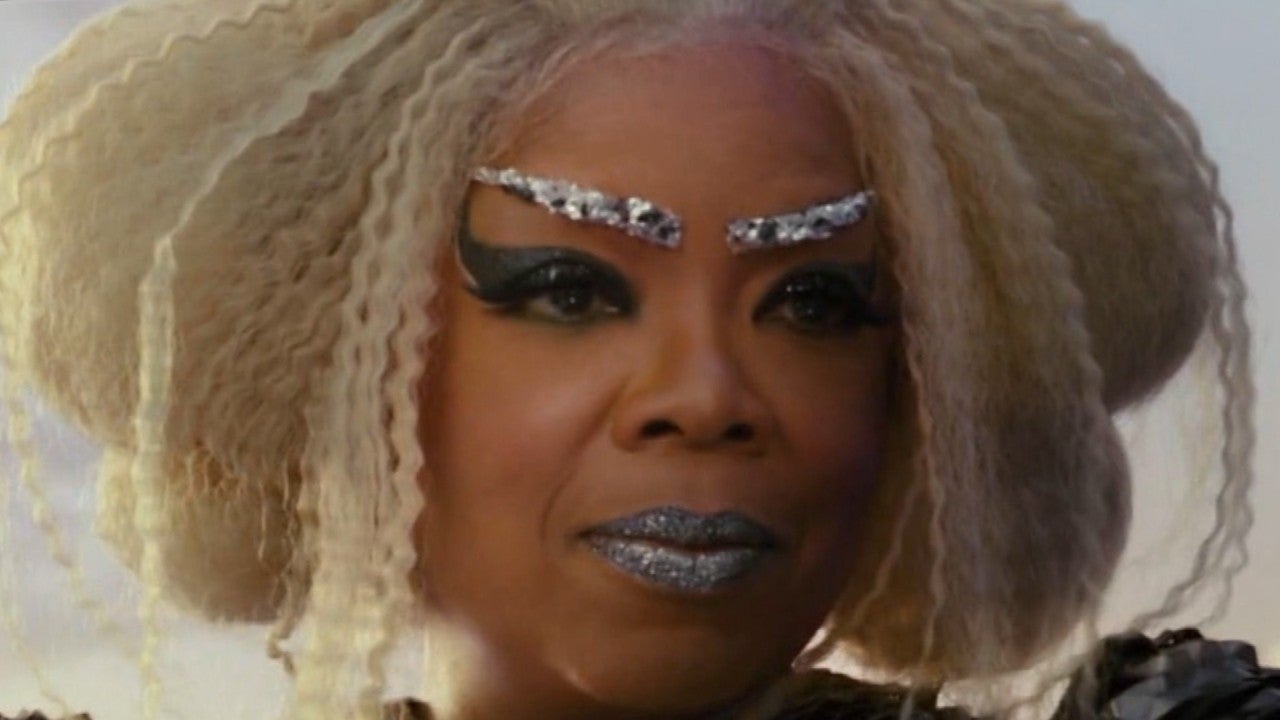 Oprah Winfreys Crazy A Wrinkle In Time Look By The