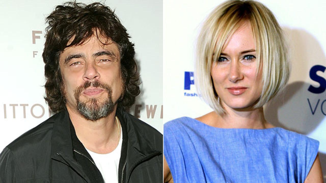 Benicio Del Toro & Kimberly Stewart Have a Baby ...