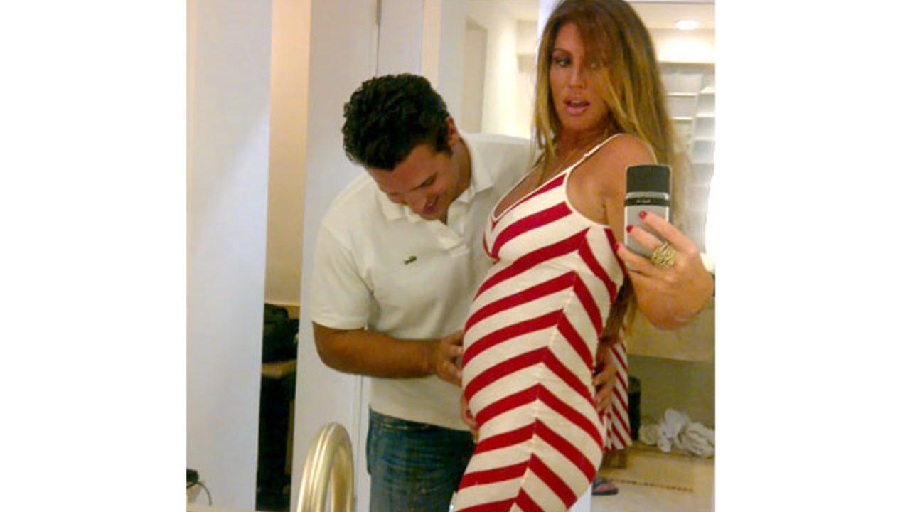 Rachel Uchitel Is Pregnant | Entertainment Tonight