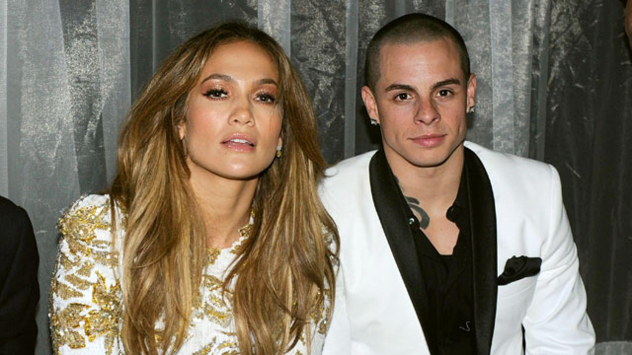 J Lo Talks Age Difference With Bf Casper Smart Entertainment Tonight