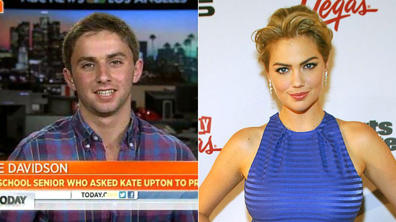 Kate Upton Dating Black