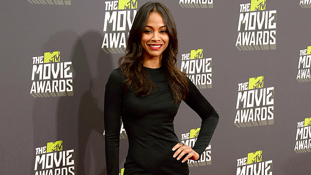 5 Things You Don't Know About Zoe Saldana | Entertainment ...