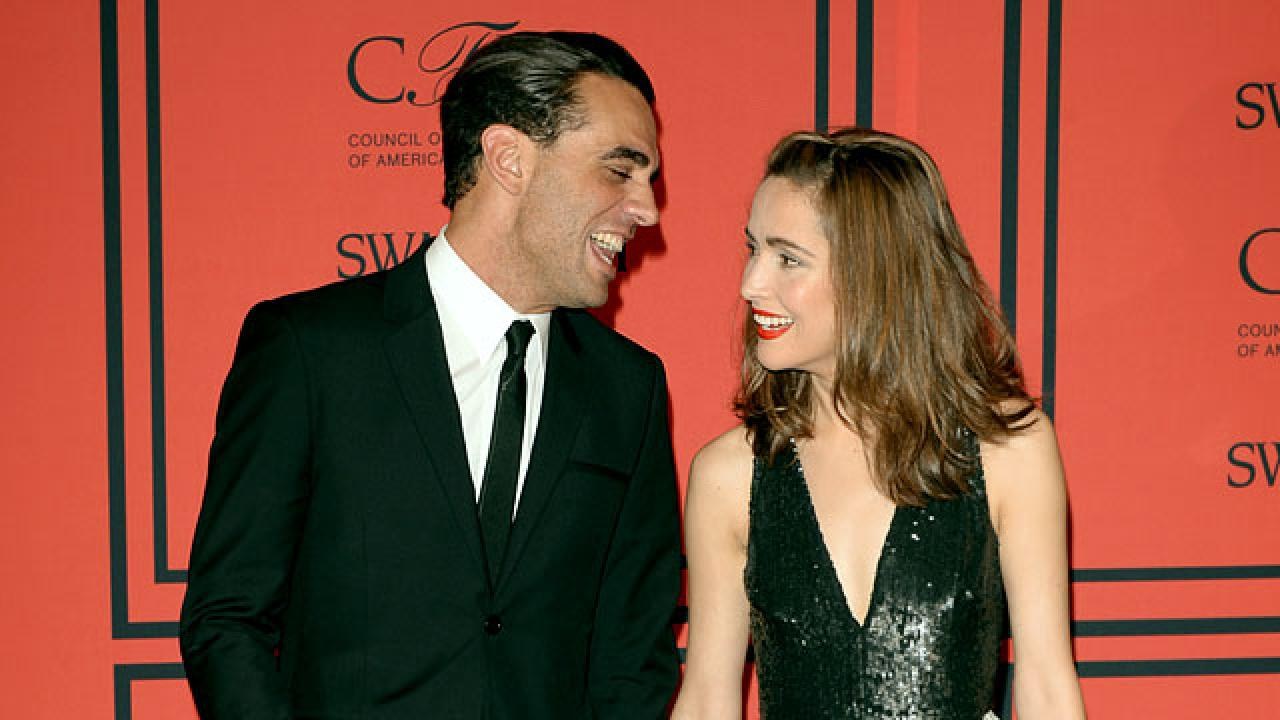 Rose byrnes son rocco cannavale