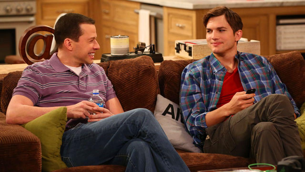 Two and a Half Men Dominates Top-Paid TV Actors