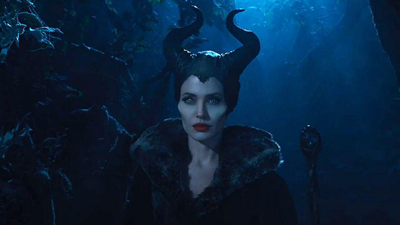 selfishness and ambition in the movie maleficent