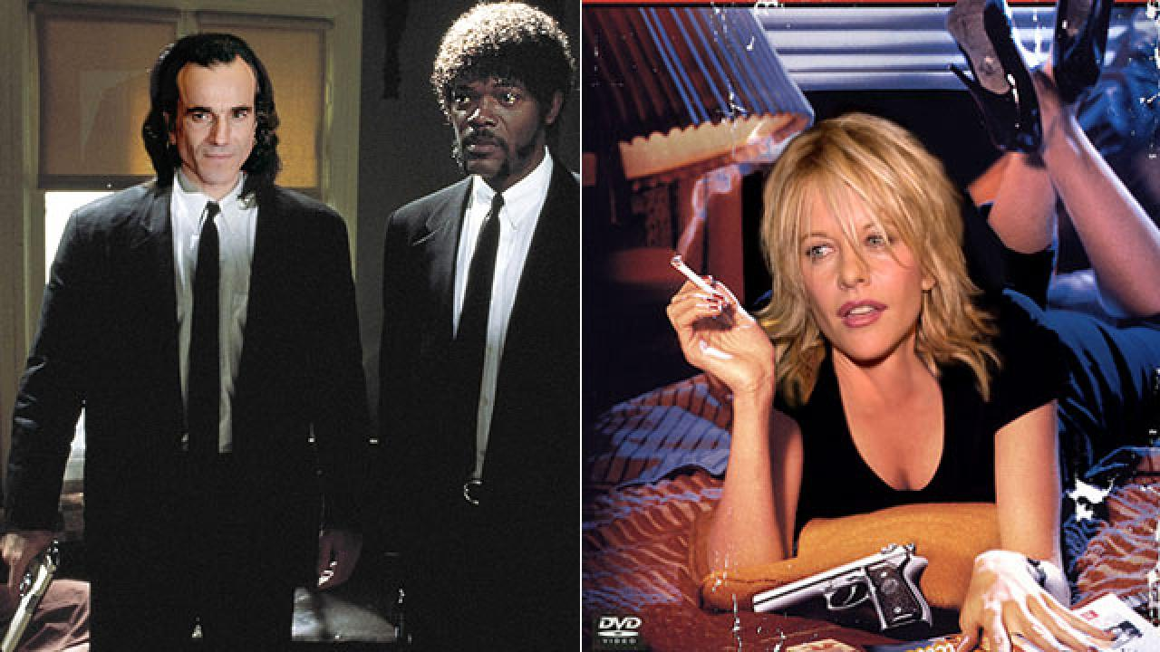 What If Pulp Fiction Near Miss Casting Entertainment Tonight