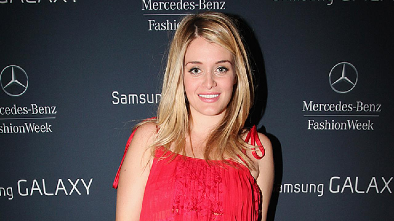 The Chew Host Daphne Oz Reveals Baby Name
