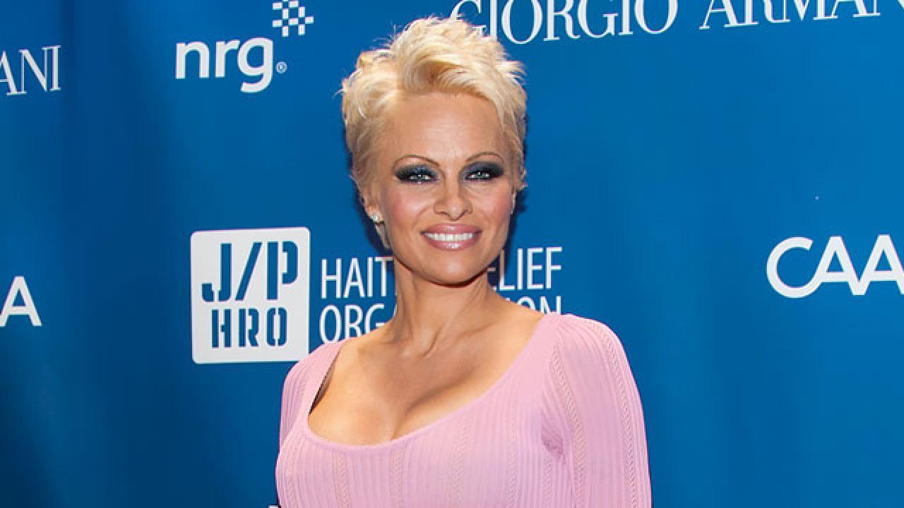 Pamela Anderson I Was Gang Raped Molested As A Kid Entertainment Tonight