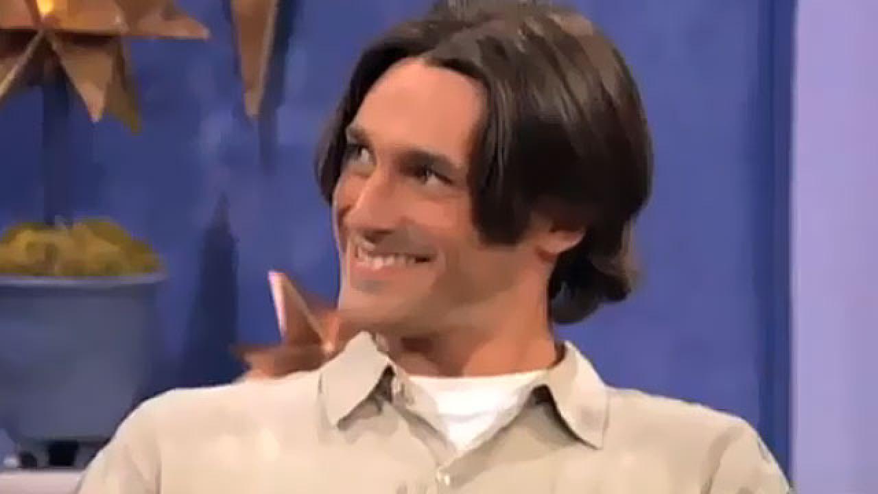 Jon hamm dating show