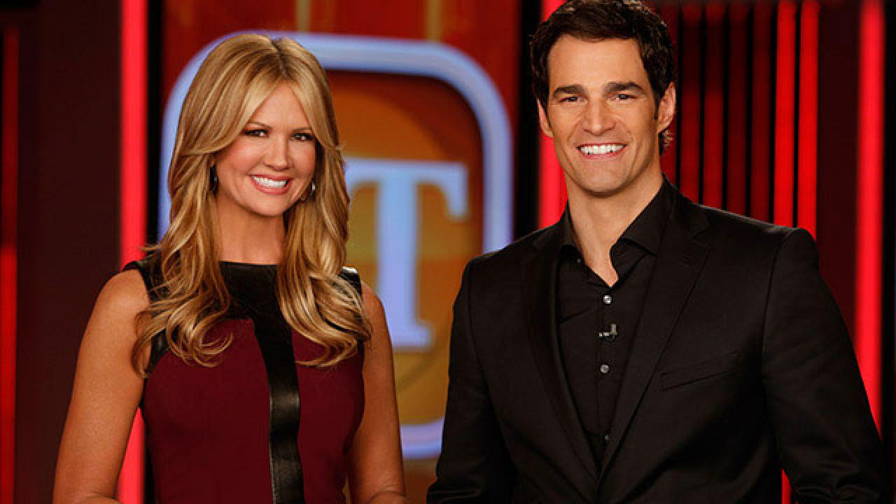 Mary Hart says farewell to Entertainment Tonight - The Blade
