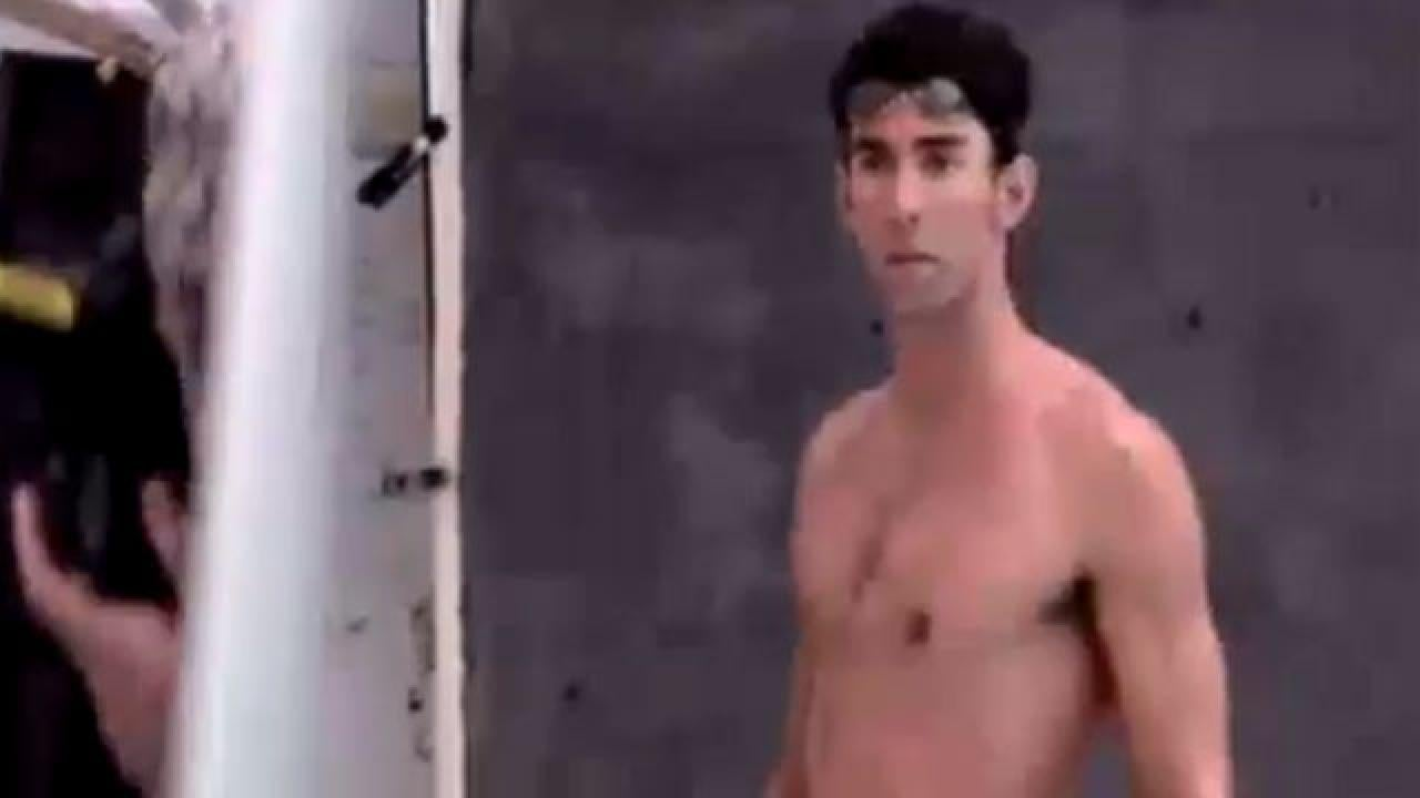Ideal Naked Photos Of Michael Phelps Pictures