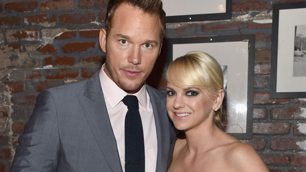 Anna Faris Gets Candid About Chris Pratt Marriage Shortly