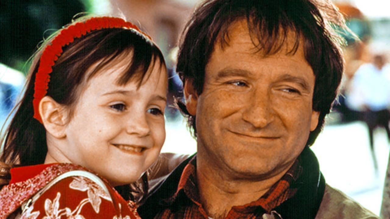 'Mrs. Doubtfire' Star Mara Wilson on Robin Williams: 'It's ...