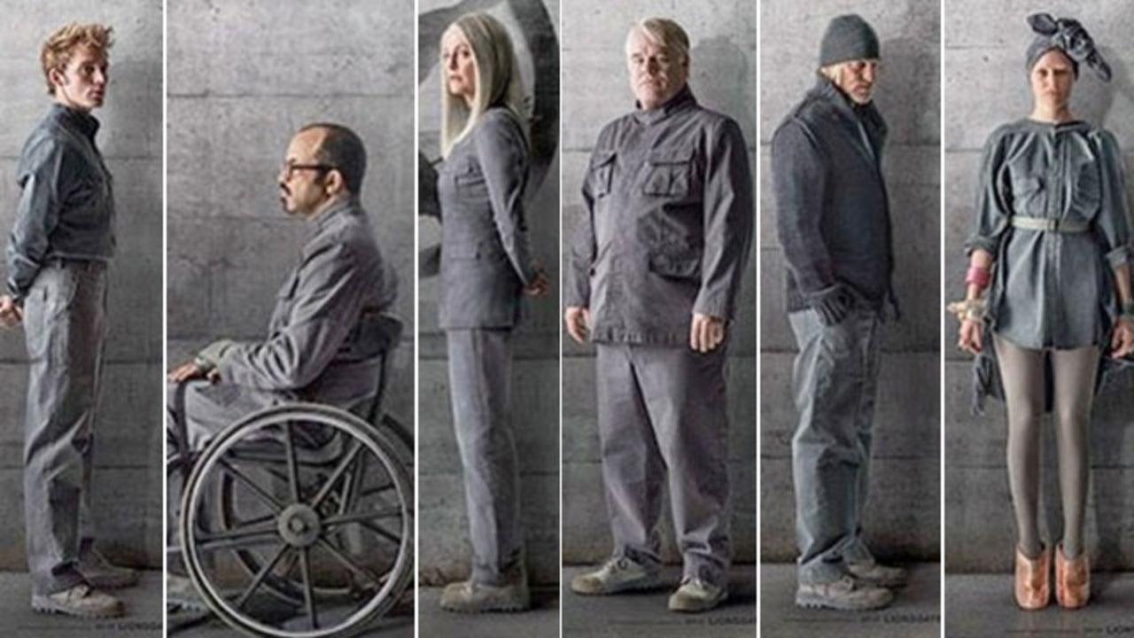 Life Looks Bleak In New Hunger Games Mockingjay Character