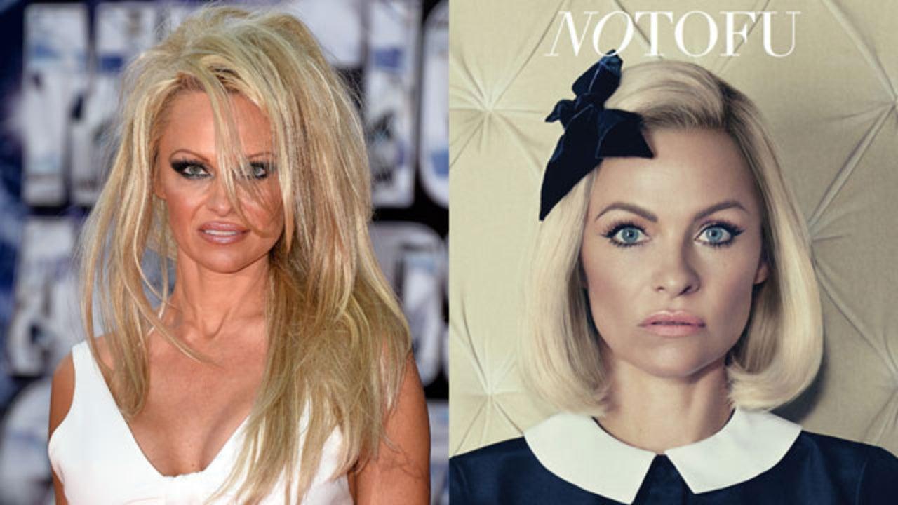 Pamela Anderson Gets The Best Makeover Ever