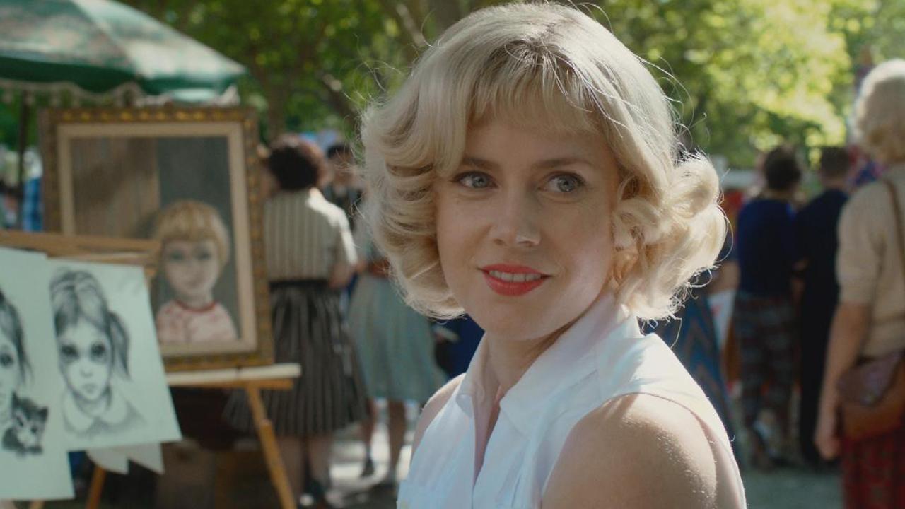 Amy Adams Plays Real-Life Artist in Tim Burton's 'Big Eyes ...