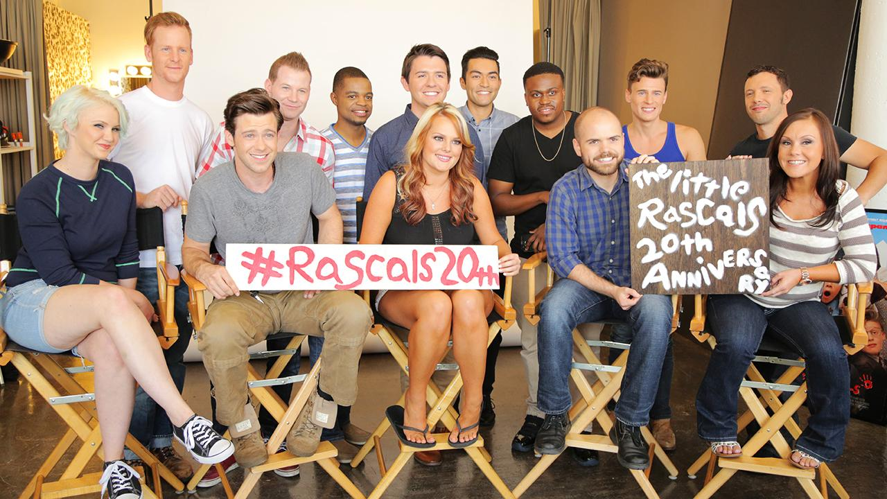 Exclusive The Little Rascals Cast Celebrate The Film S 20th Anniversary Entertainment Tonight