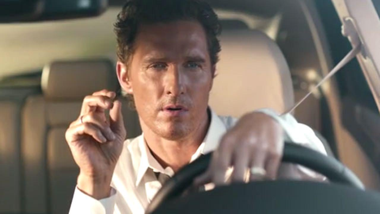 Matthew McConaughey Even Makes Car Commercials Cool ...