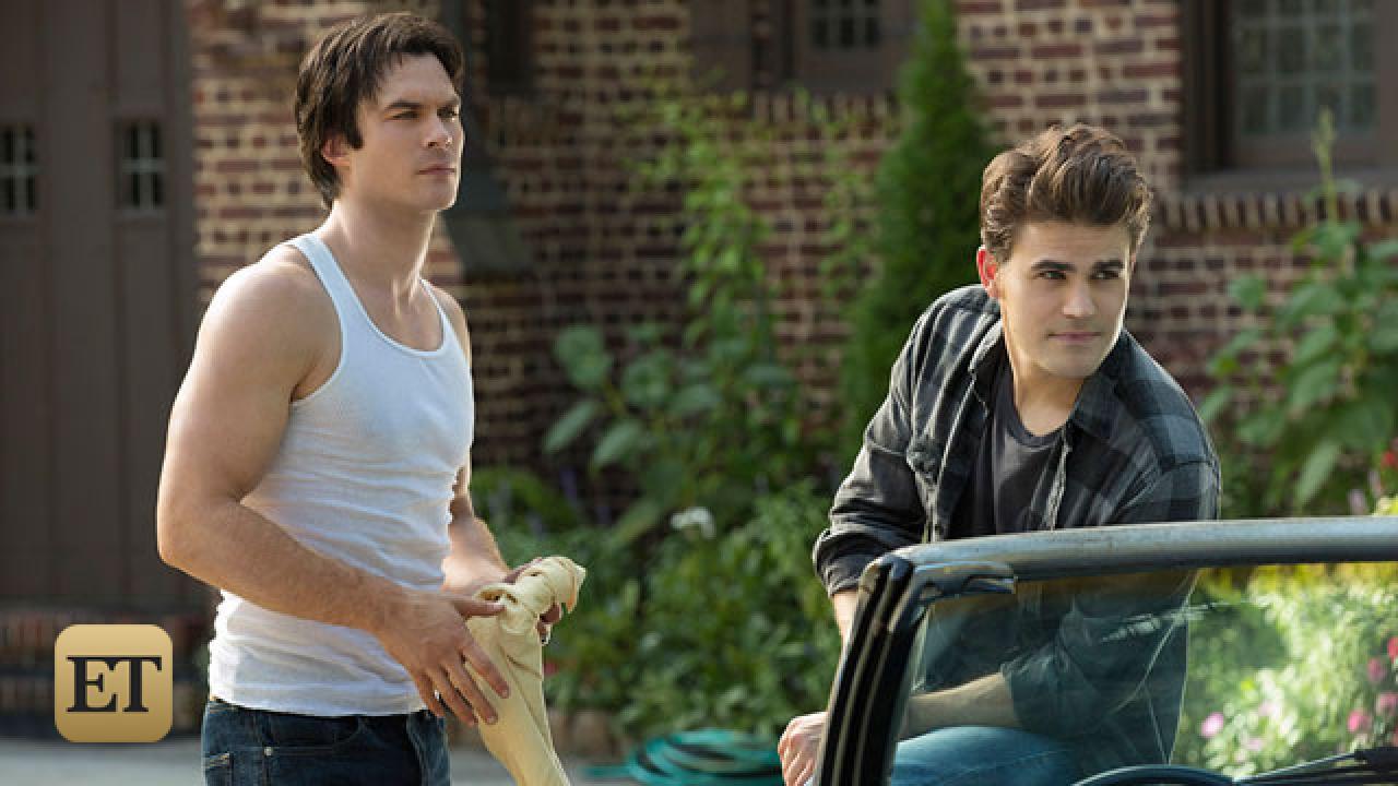 Urvampir Vampire Diaries
