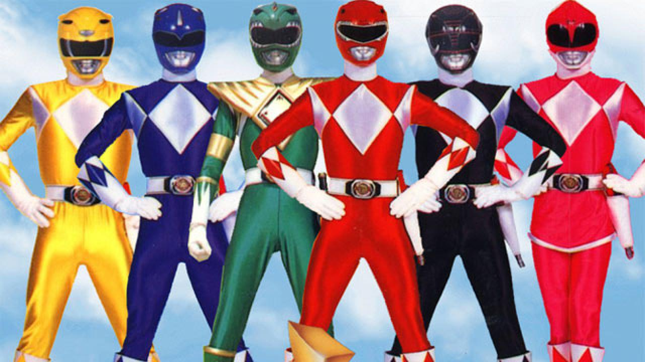 7 surprising things you never knew about the 'mighty morphin' power