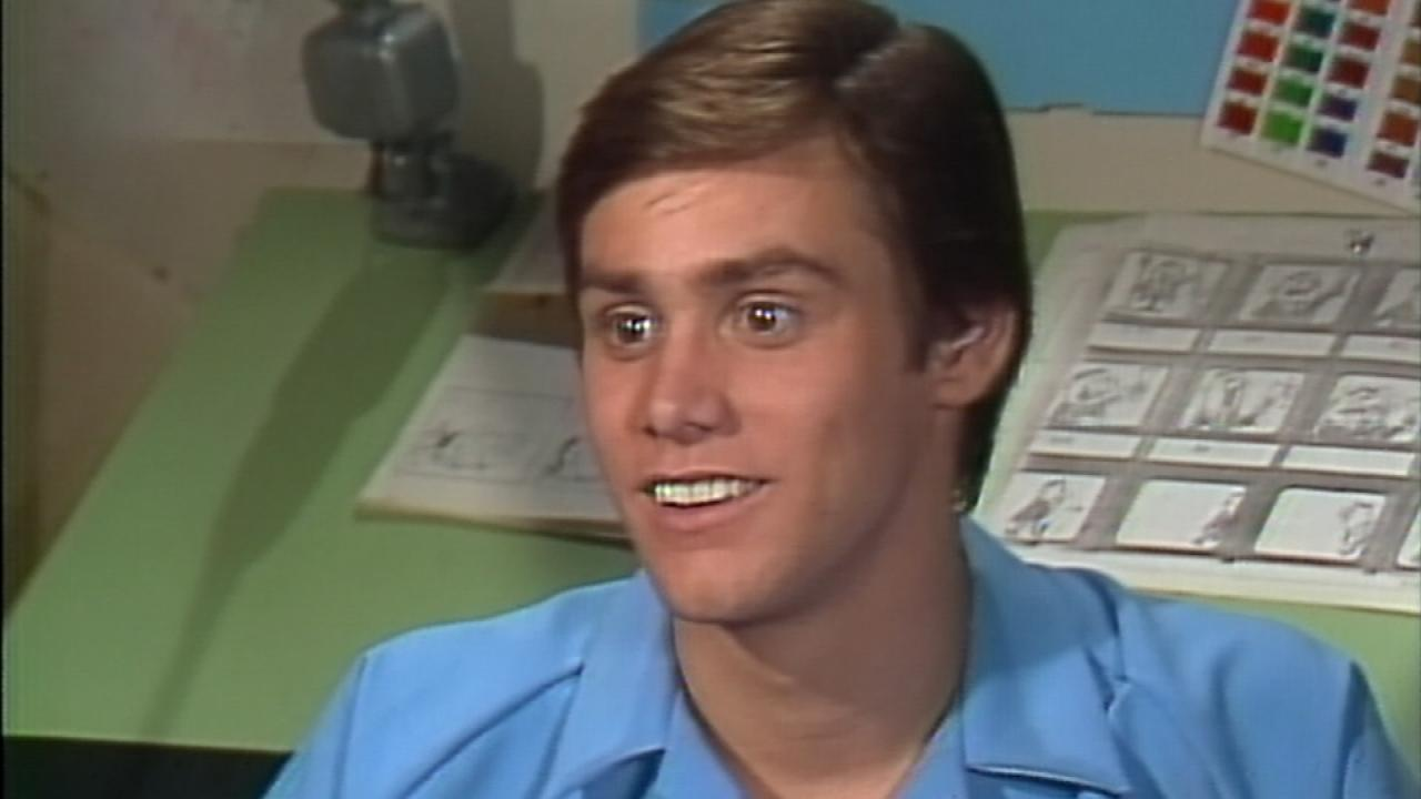 Flashback: Jim Carrey's First ET Interview in 1983 | Entertainment Tonight