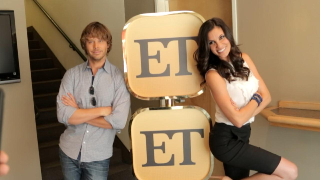 'NCIS: LA' Stars Eric Christian Olsen and Daniela Ruah on ...