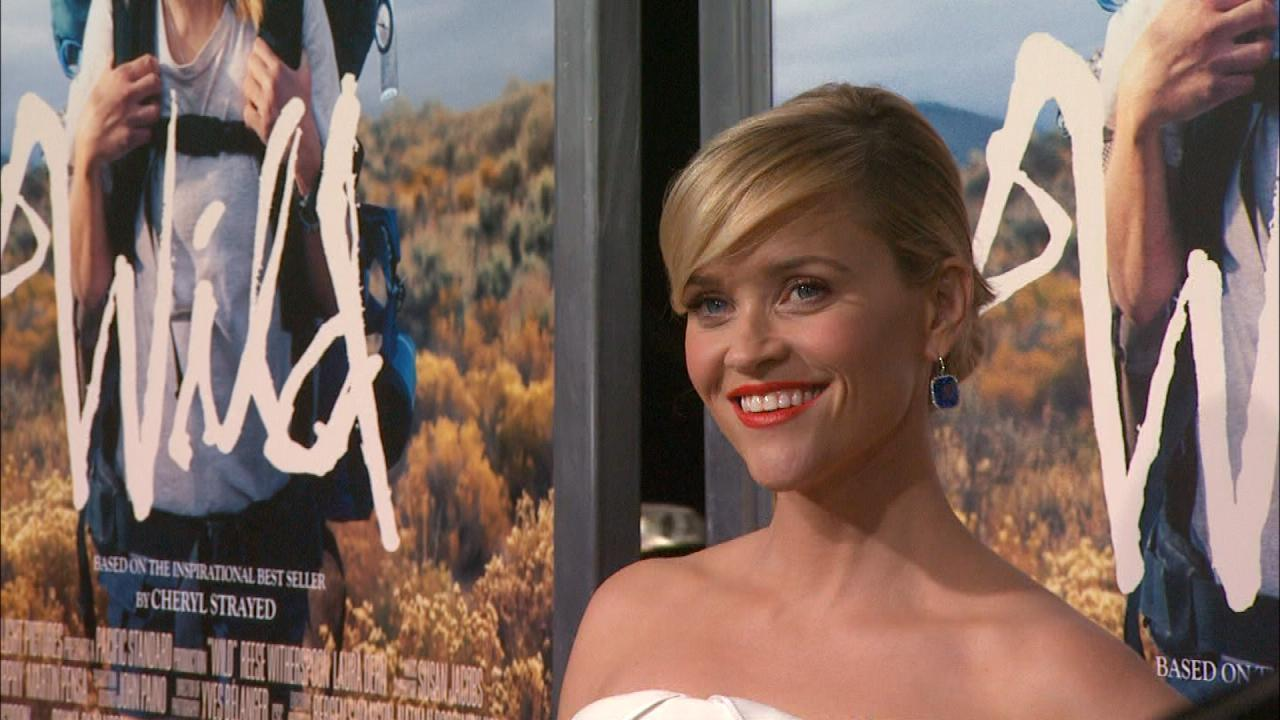 Reese Witherspoon Reacts To Wild And Gone Girl Oscar