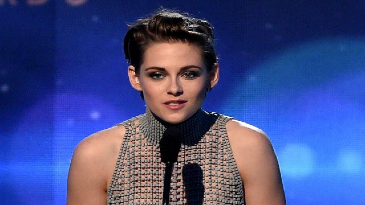 Kristen Stewart Has a Nip Slip In Front of her Ex   Entertainment Tonight