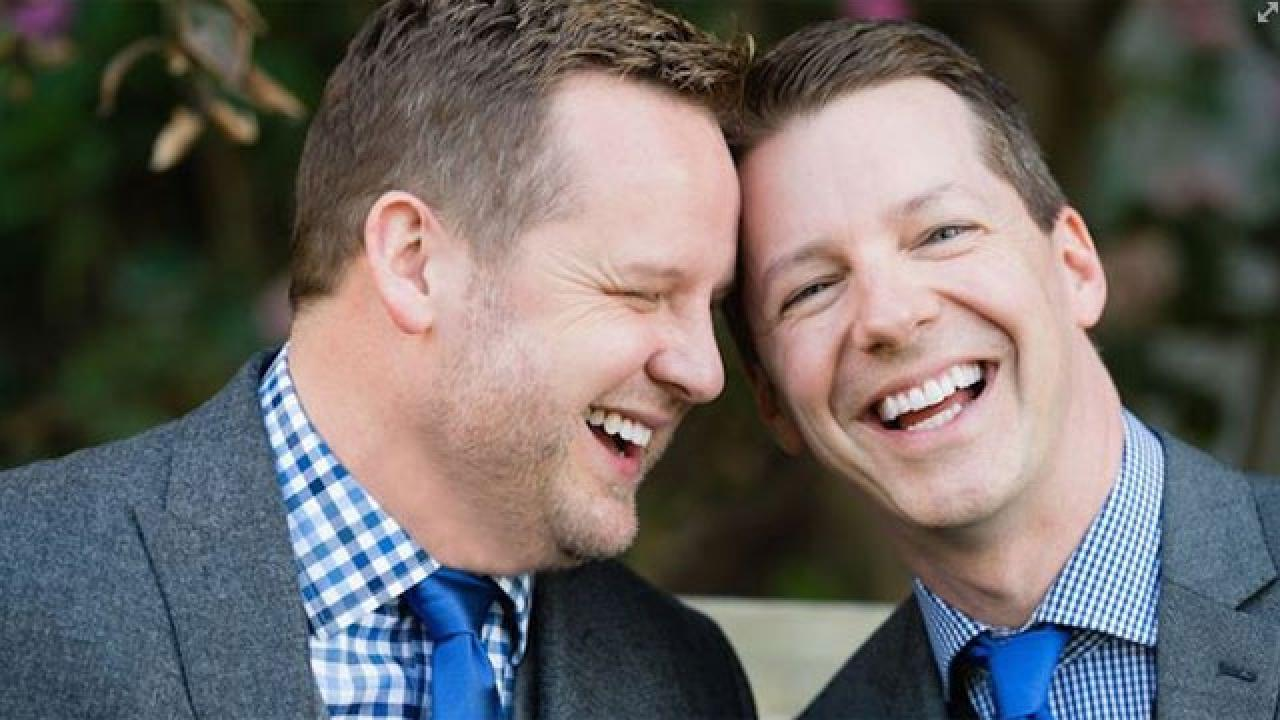 Sean Hayes Marries Longtime Partner After 8 Years Of