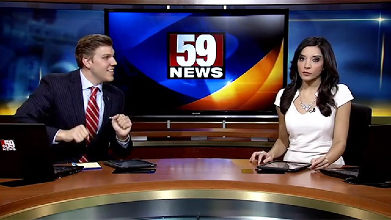 This Hilariously Awkward News Anchor Can't Stop Dancing ...