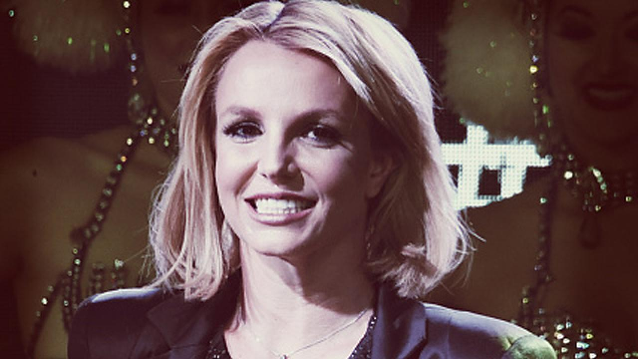 Is Britney Spears the ...