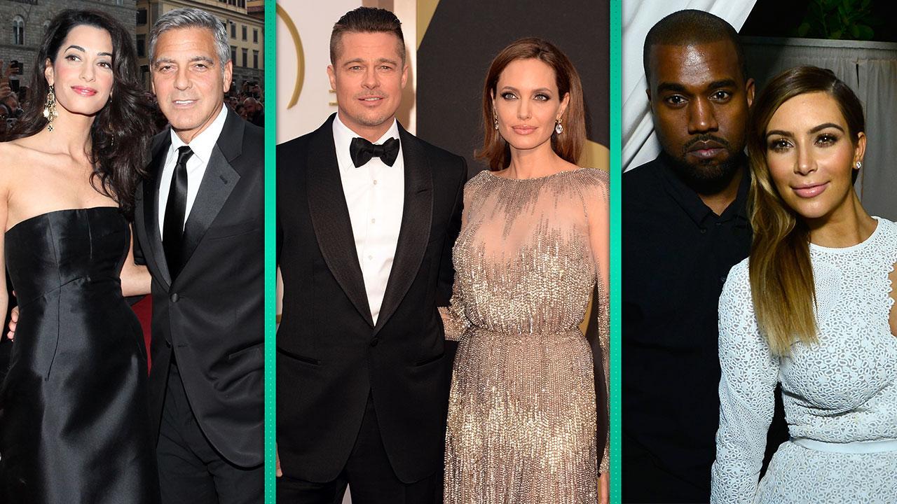 The Biggest Celebrity Weddings of 2015 - etonline.com