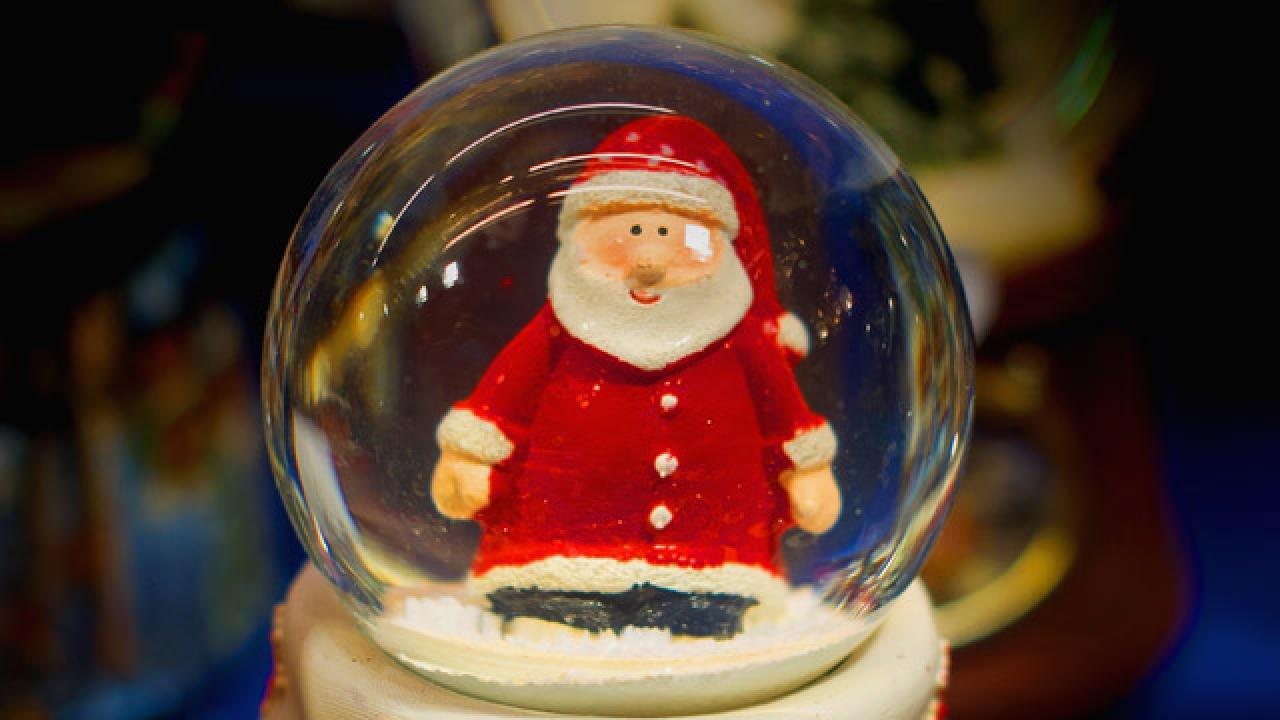 why santa claus always exists in christmas specials