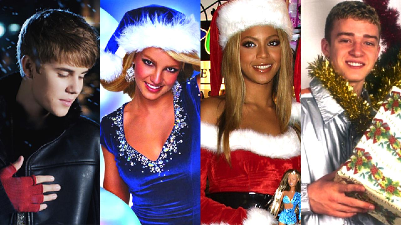 15 Pop Stars You Forgot Recorded an Original Christmas Song ...