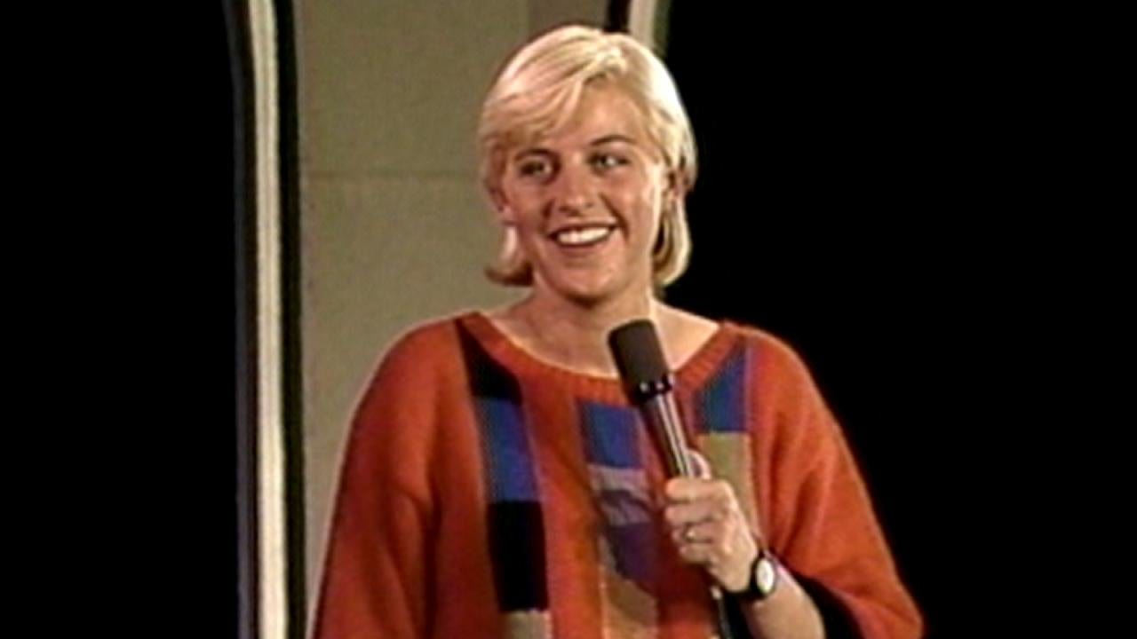 Flashback 26 Year Old Ellen Degeneres Accurately Predicts