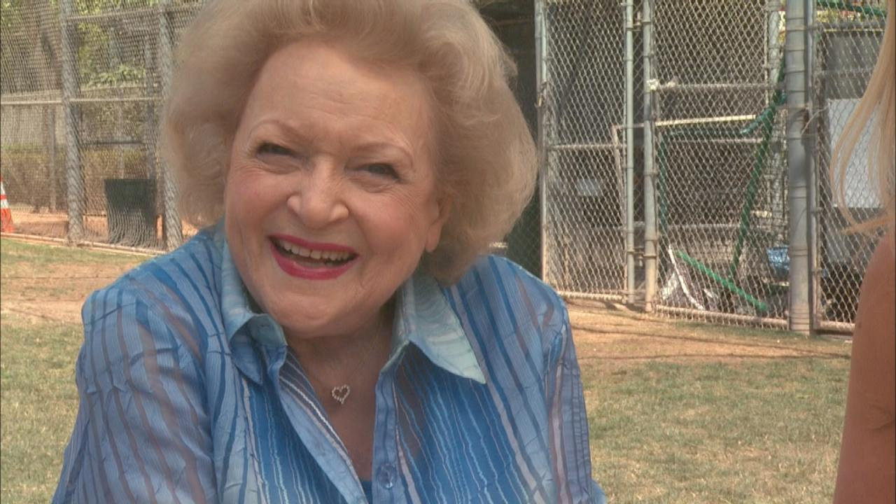 Betty White Is Still Living Life on Her Own Terms as She ...