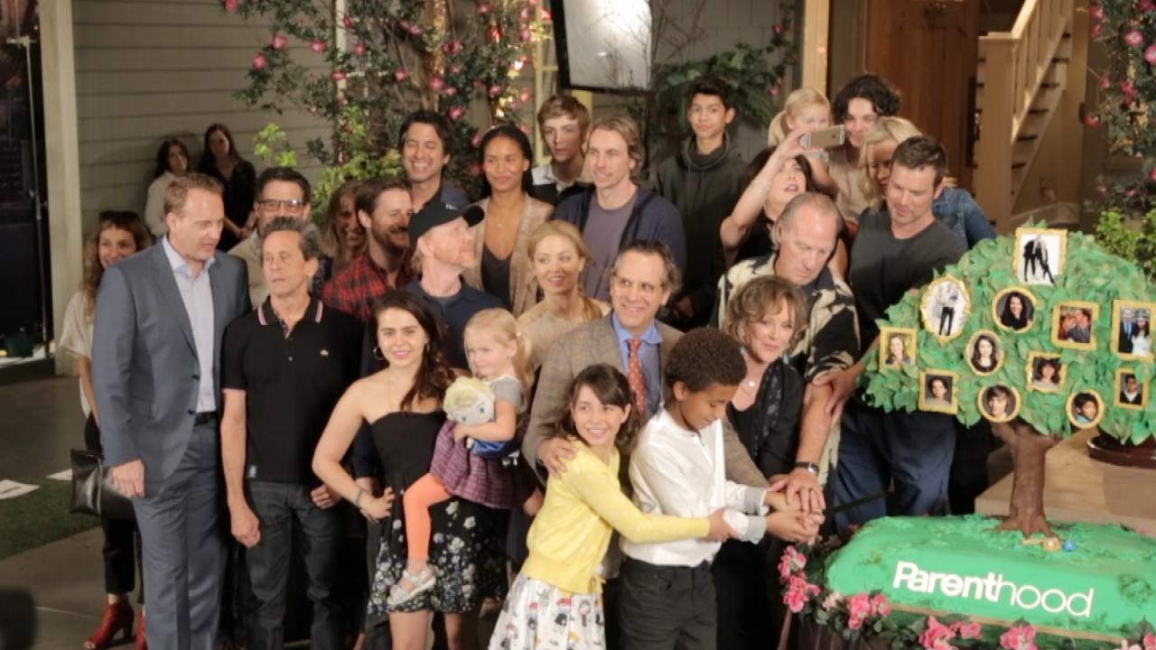100 Episodes of 'Parenthood': The Cast Reveals Their ... Parenthood Cast