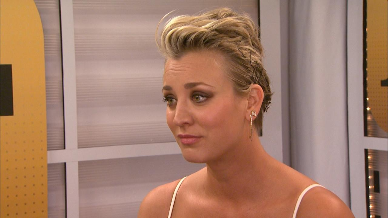 Kaley Cuoco Sweeting On Forgetting Husband At People S