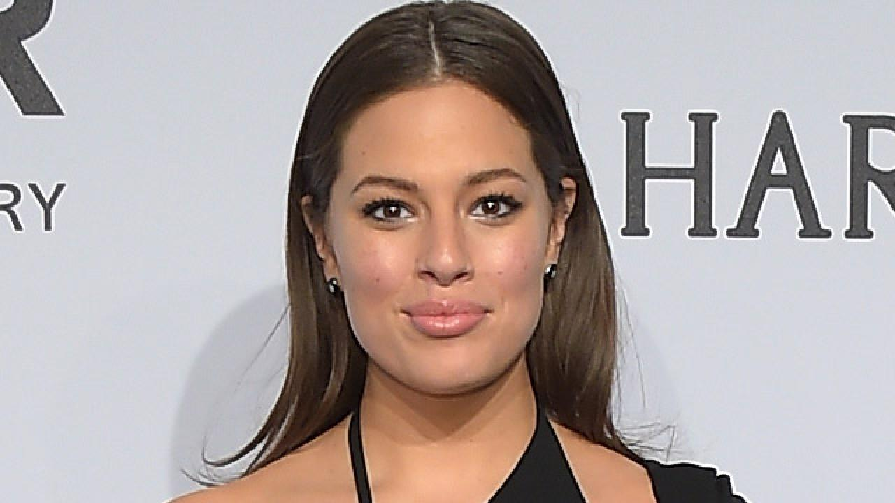 Nsfw Plus Size Model Ashley Graham Goes Nude For Sexy