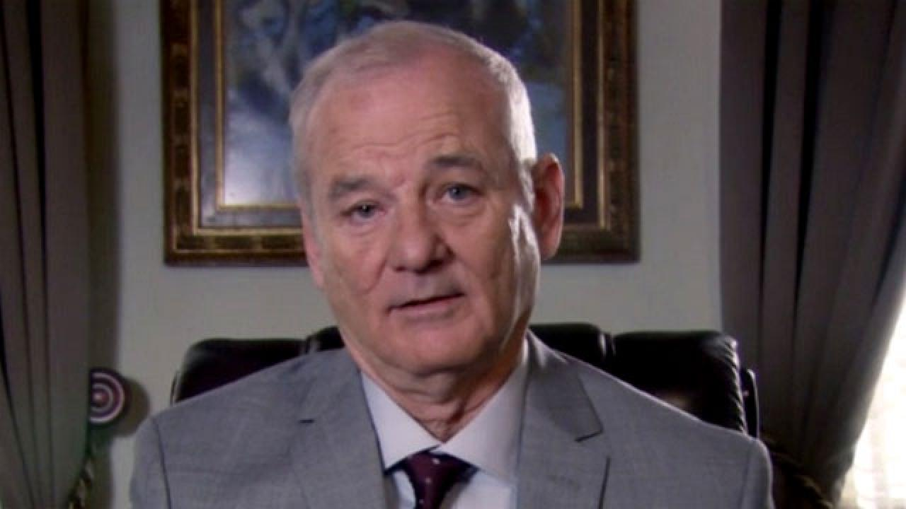 Parks and Rec' Surprise! Bill Murray Is the Mayor of Pawnee