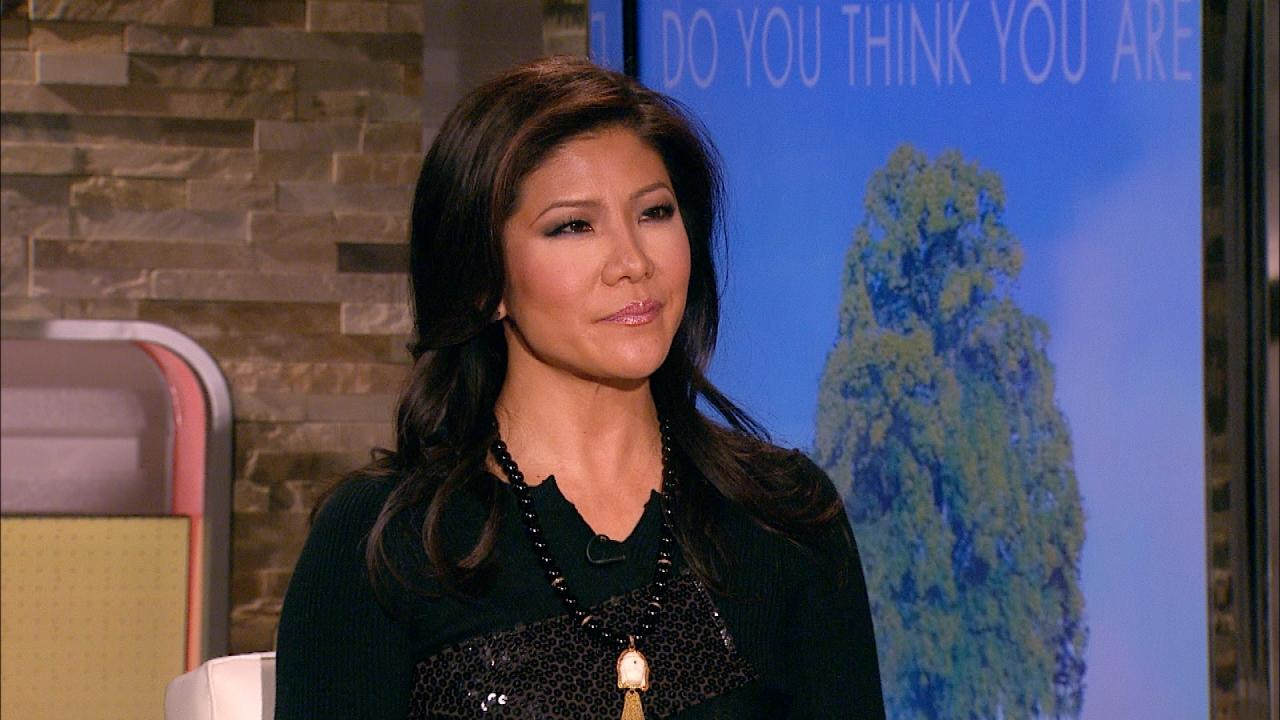 Julie Chen's Family Secrets Revealed on 'Who Do You Think ...