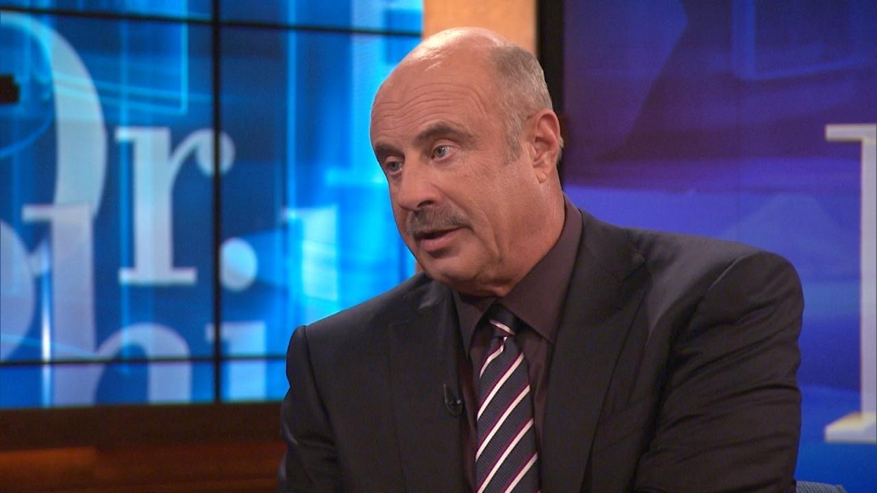 Dr. Phil Says Nick Gordon Feels Guilty for Failing Bobbi ...